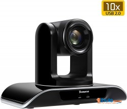 Video Conference Camera 10X Optical Zoom Full HD 1080p USB PTZ Camera for Business Meetings (TEVO-VHD102U)