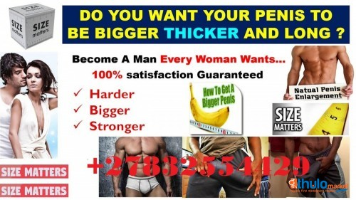 Penis Enlargement Herbal Medicine In Africa +27832554429