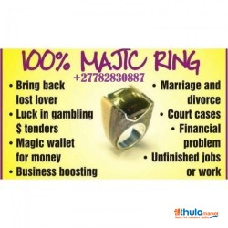 Magic Ring For Miracle/Wonders/Powers/Fame & Protection In Volodymyr-Volynsky Ukraine Call +27782830887 Magic Ring In Johannesburg