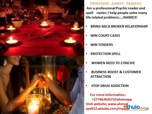 VOODOO LOVE SPELLS +27746362673 PSYCHIC READING www.traditionalheals.co.za