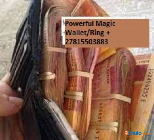 Royal and Powerful Magic Wallet For Wealth +27815503883 magic wallet,magic ring,amagundwane,money ...