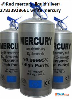 @We offer best quality Pure Red Mercury at affordable prices. Specification On Red Mercury Are As Follows: Pure Red liquid Mercury of 99.9999% purity.+27833928661@South Africa