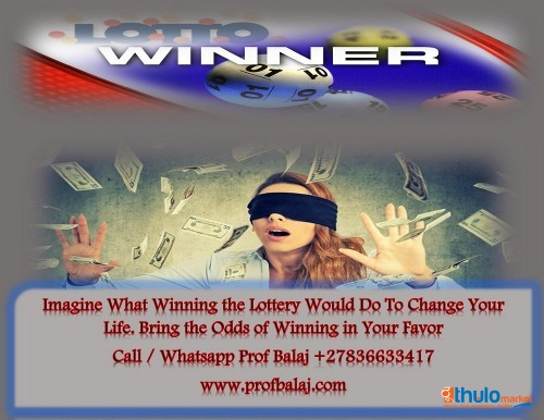Simple Lottery Spells That Work Immediately | Spell to Win the Lottery Tonight Call +27836633417