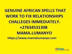 +27634531308 Psychic Spells Caster & Lost Love Spells That Work Fast in South Africa USA UK