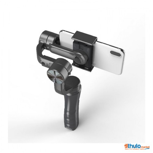 3-Axis Gimbal Stabilizer for Smartphone, Portable & Handheld Tripod Stand