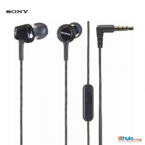 Sony MDR-EX250AP In-Ear Stereo Headphones 3.5mm with Mic