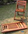 Folding Chairs made of rosewood On Sale