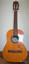 Travel guitar in excellent condition