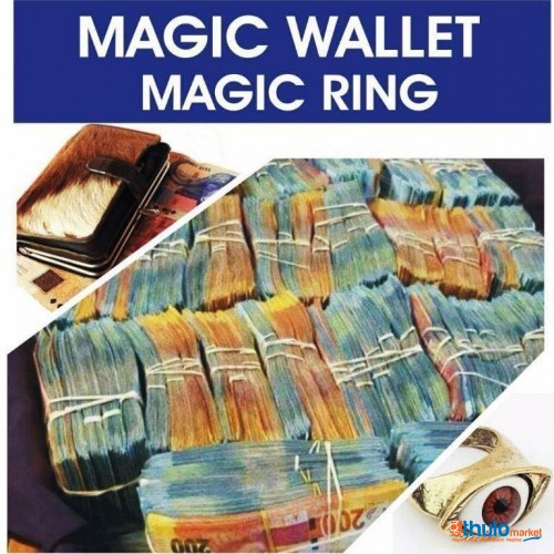 MAGIC RING FOR LUCK AND MONEY +27603483377