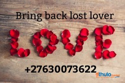 Bring back lost lover | solve family matters | stop divorce +27630073622 in Chatsworth