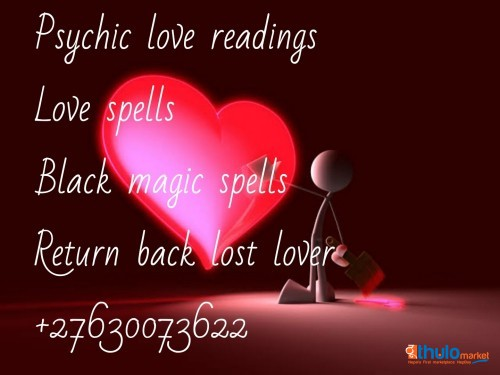 Bring back lost lover | solve family matters | stop divorce +27630073622 in Grahamstown King William's Town Mthatha