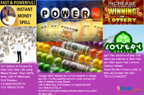 USA \ INDIANA Lottery/Gambling | Traditional Voodoo Lottery Money Spells+27660670249