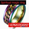 PASTOR'S MYSTIC MAGIC RING FOR HEALING AND SEEING VISIONS +27820706997