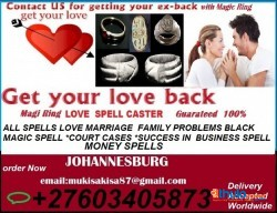 REAL MAGIC RING ALL SPELLS LOVE FAMILY MARRIAGE PROBLEMS HERBALIST+27603405873 JOHANNESBURG