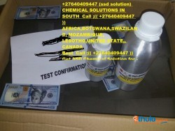 +27640409447 BLACK MONEY CLEANING SSD CHEMICAL SOLUTION IN FREE STATE, MPUMALANGA, LIMPOPO, JOHANNESBURG,