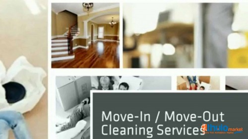 Professional Move in & out Cleaning Service in Kathmandu, Lalitpur & Bhaktapur.