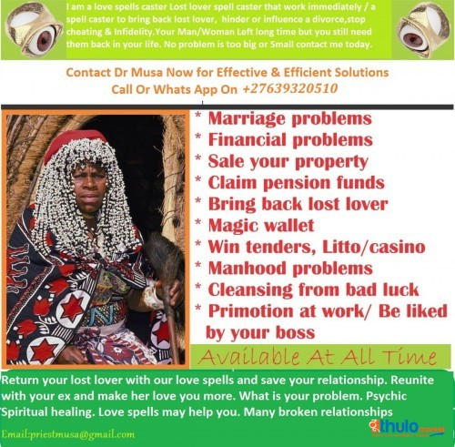 /(*+27639320510)]'Traditional Healers #Sangoma #Psychic #Instant love spells Spiritual Love Spells Powerful Psychic Love Spells that work bring back lost lover in 24 hours