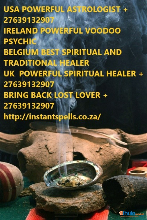 USA POWERFUL DEATH REVANGE SPELLS THAT WORK +27639132907 STOP BAD LUCK ,BRING BACK LOST LOVER IN CANADA,BLACK CLOUD REMOVAL,STOP DIVORCE IN CHICAGO