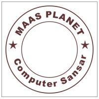 MAAS PLANET (Computer Sansar)